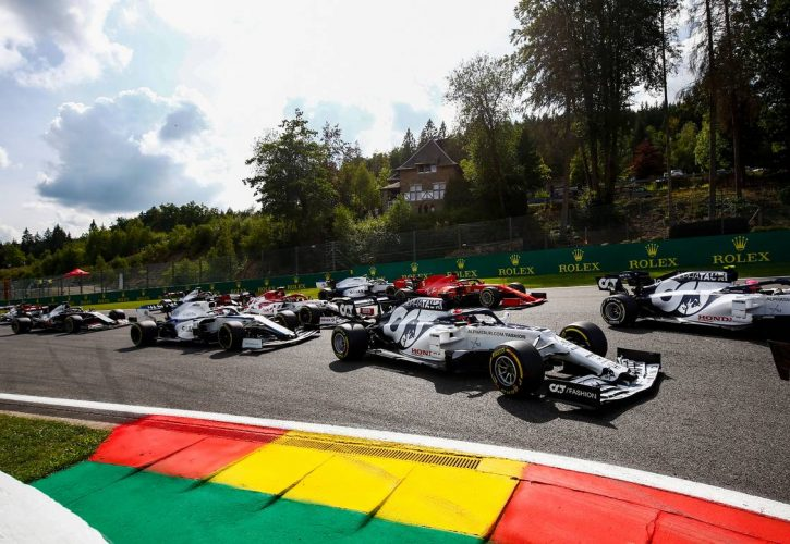 Formula One: Bottas leads the way in Tuscan Grand Prix practice