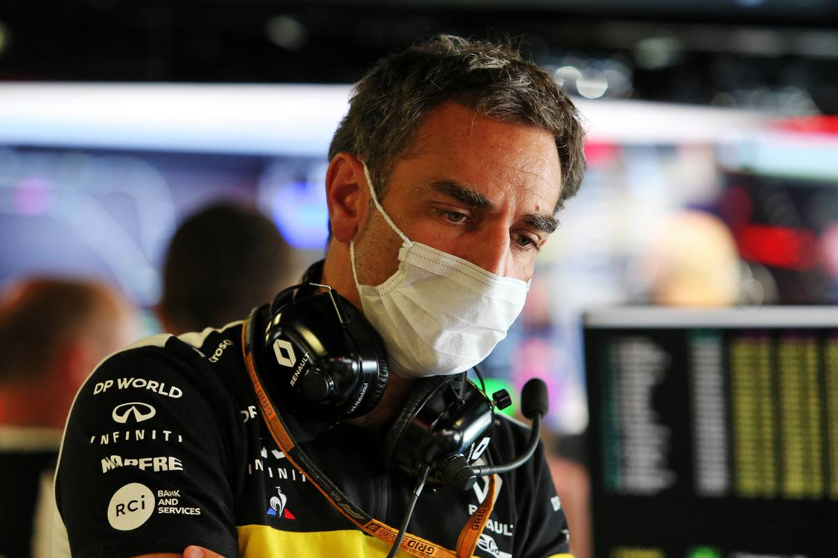 Abiteboul wants real competition ahead of reverse grids