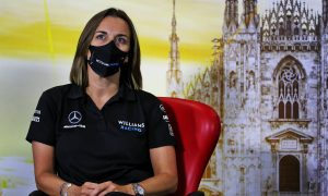 Claire Williams: 'Dorilton wanted me to stay'