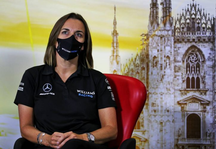 Claire Williams Dorilton Wanted Me To Stay