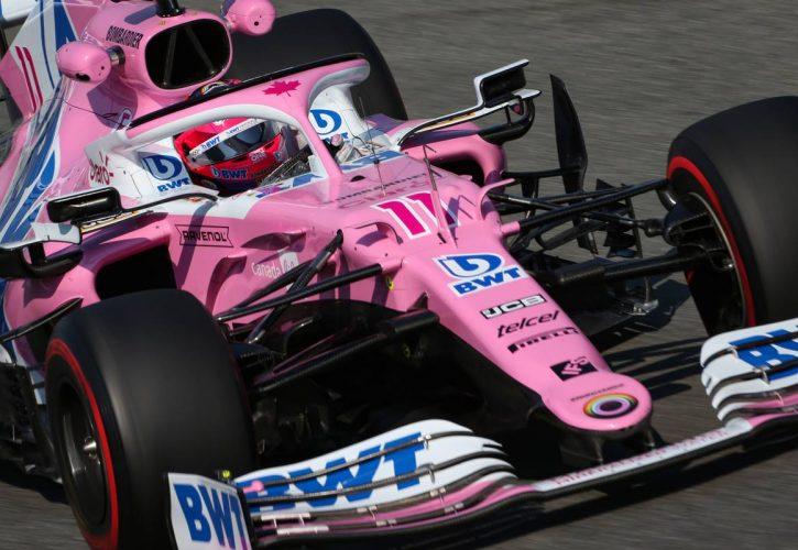 Sergio Perez (MEX), Racing Point 04.09.2020.