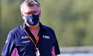 Szafnauer sees 'chances of a few race wins' for Aston Martin