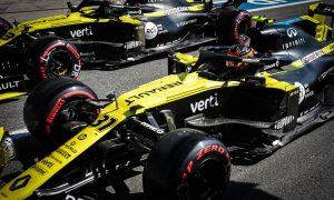 Ricciardo 'okay' with seventh, Ocon cleared of blocking