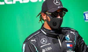 Hamilton praises team tactics after Monza qualifying