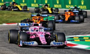 Stroll rues slow restart that undermined Italian GP win
