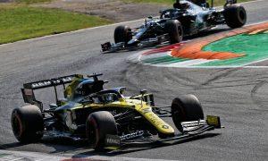 Ricciardo 'surprised' by Bottas' struggles at Monza