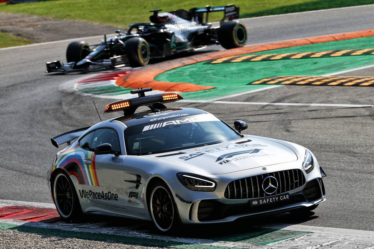 2020 Italian Grand Prix Full Race Results From Monza