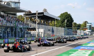 Ricciardo 'liked' standing start race resumption at Monza