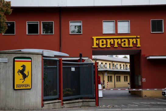 Ferrari HQ.10.09.2020. Formula 1 World Championship, Rd 9, Tuscan Grand Prix, Maranello, Italy, Preparation Day.- www.xpbimages.com, EMail: requests@xpbimages.com © Copyright: Batchelor / XPB Images