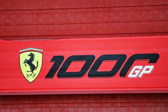 Circuit atmosphere - Ferrari 1000th GP. 10.09.2020. Formula 1 World Championship, Rd 9, Tuscan Grand Prix, Mugello, Italy, Preparation Day. - www.xpbimages.com, EMail: requests@xpbimages.com © Copyright: Batchelor / XPB Images