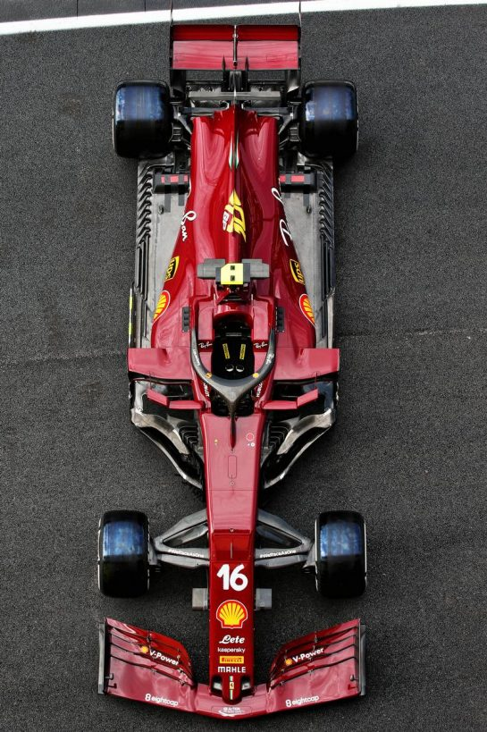 Ferrari SF1000 - 1000th GP livery. 10.09.2020. Formula 1 World Championship, Rd 9, Tuscan Grand Prix, Mugello, Italy, Preparation Day. - www.xpbimages.com, EMail: requests@xpbimages.com © Copyright: Batchelor / XPB Images