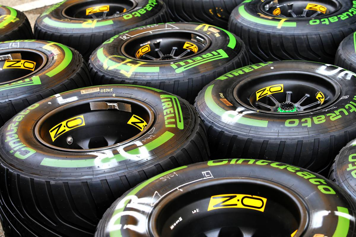 Renault F1 Team - Pirelli tyres. 10.09.2020. Formula 1 World Championship, Rd 9, Tuscan Grand Prix, Mugello