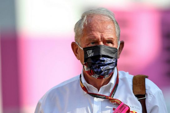 Dr Helmut Marko (AUT) Red Bull Motorsport Consultant. 11.09.2020. Formula 1 World Championship, Rd 9, Tuscan Grand Prix, Mugello, Italy, Practice Day. - www.xpbimages.com, EMail: requests@xpbimages.com © Copyright: Moy / XPB Images