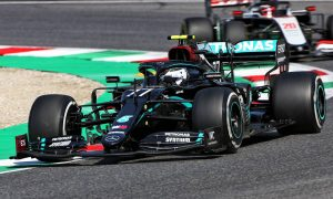 Bottas edges Verstappen and Leclerc in FP1 at Mugello