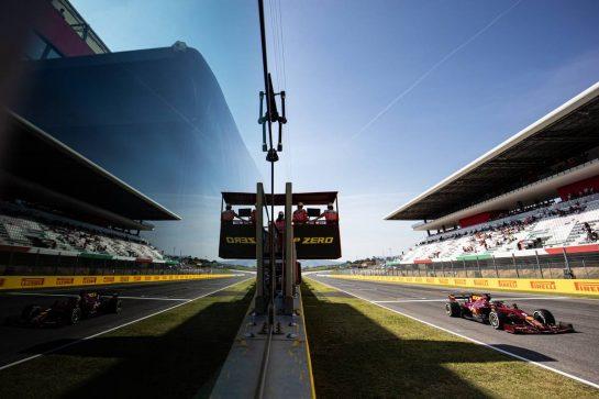 Sebastian Vettel (GER) Ferrari SF1000. 11.09.2020. Formula 1 World Championship, Rd 9, Tuscan Grand Prix, Mugello, Italy, Practice Day. - www.xpbimages.com, EMail: requests@xpbimages.com © Copyright: Bearne / XPB Images