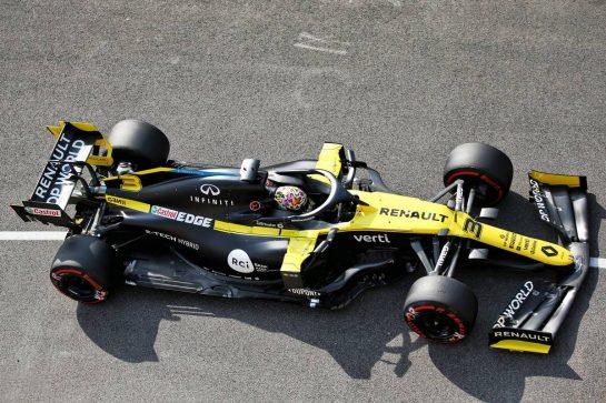 Daniel Ricciardo (AUS) Renault F1 Team RS20. 11.09.2020. Formula 1 World Championship, Rd 9, Tuscan Grand Prix, Mugello, Italy, Practice Day. - www.xpbimages.com, EMail: requests@xpbimages.com © Copyright: Batchelor / XPB Images