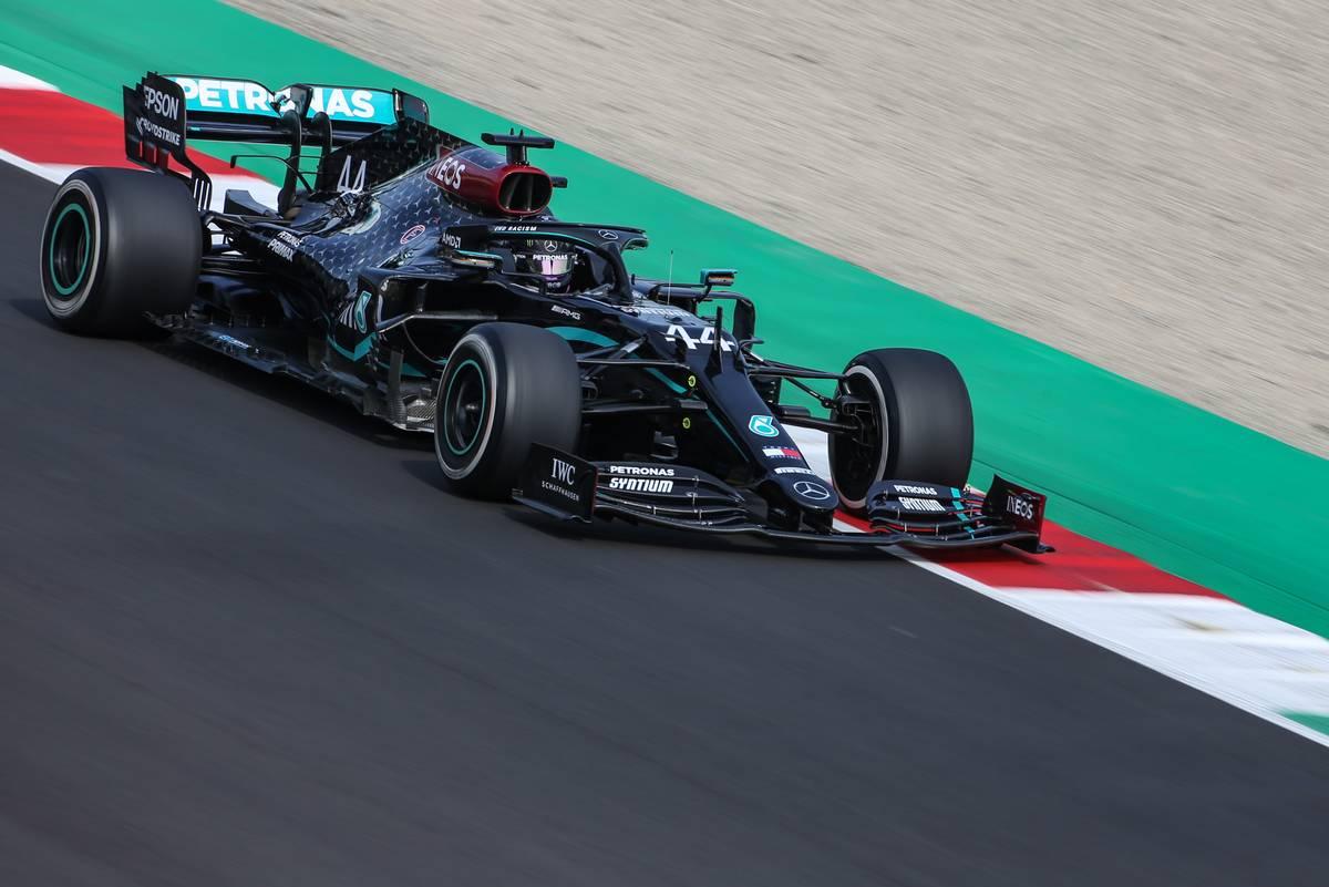 Hamilton just 'not that great' yet around Mugello