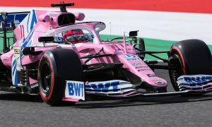 Perez hit with one-place grid drop for Raikkonen crash