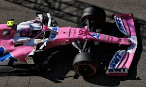Stroll gets a fresh taste of Imola ahead of GP