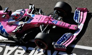 Perez says Racing Point 'has everything to play for'