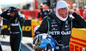 Bottas blames Q3 yellow flag for missing out on pole