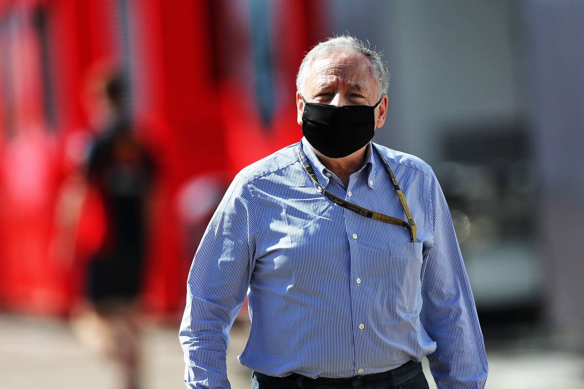 Todt against reverse grids in F1 - but won't fight idea