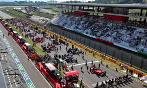 F1 targets 24-race season and 'rotating' events