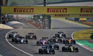 F1i's Driver Ratings for the 2020 Tuscan GP