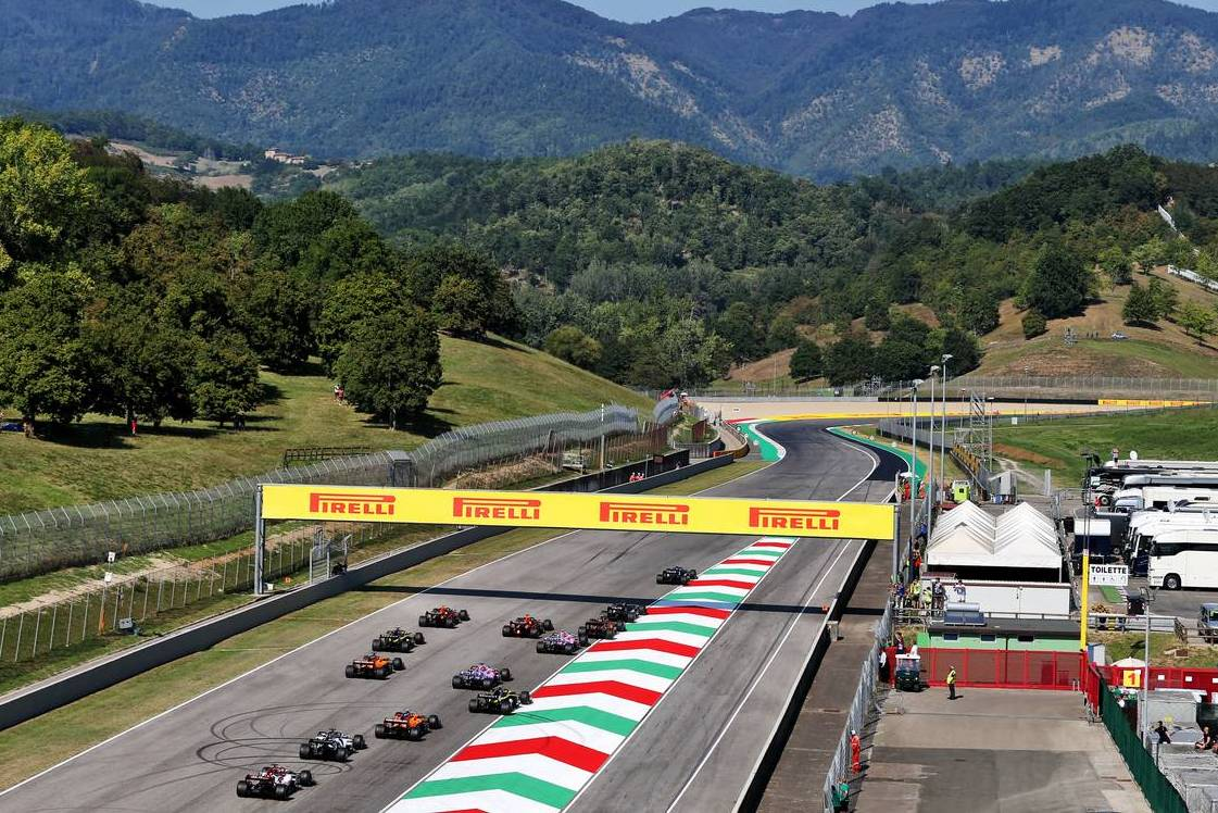 Top F1 drivers hope to return to 'old school' Mugello