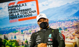Bottas rues missing out on another chance of victory
