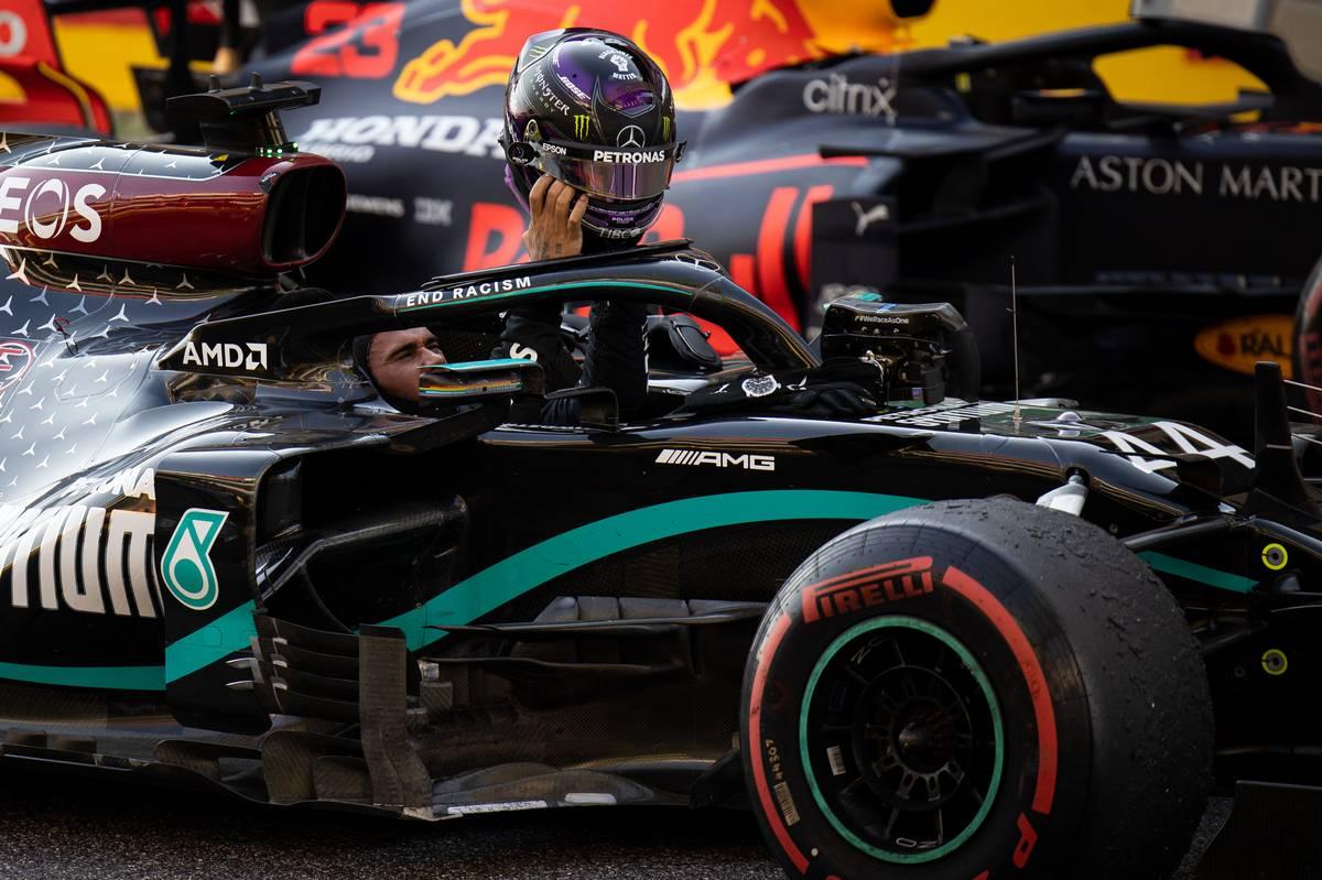 Hamilton: Brakes 'definitely on the limit' for second Mugello start