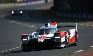 Kobayashi delivers pole position to Toyota at Le Mans