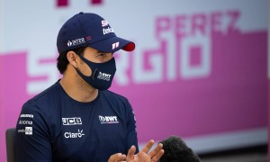 Sergio Perez has cleared the air with Racing Point