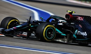 Mercedes dominant in FP2 as Bottas edges Hamilton