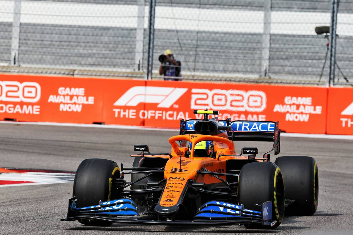 Russian Gp Saturday S Action In Pictures