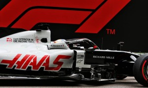 Haas to put '99 per cent of design effort' into 2022