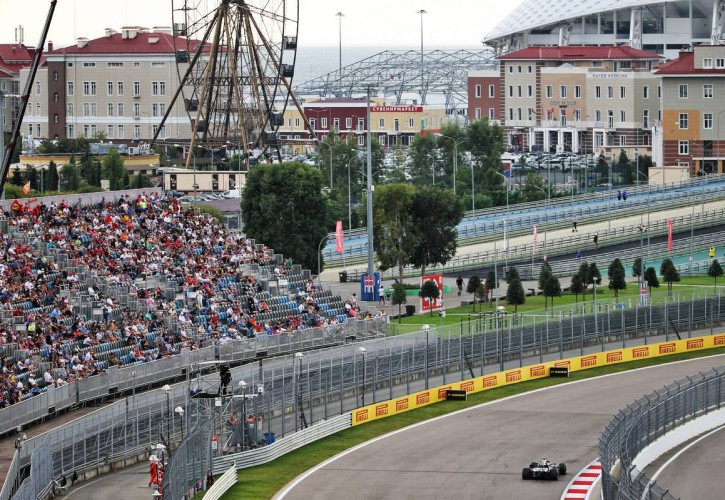 2020 Russian Grand Prix Qualifying Results From Sochi