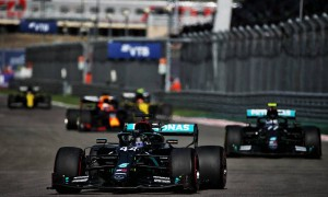 Horner hints at 'complacency slipping in' at Mercedes