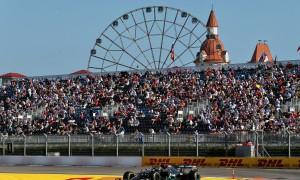 2020 Russian Grand Prix - Race results