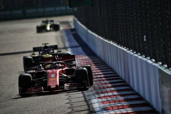 Sebastian Vettel (GER) Ferrari SF1000. 27.09.2020. Formula 1 World Championship, Rd 10, Russian Grand Prix, Sochi Autodrom, Sochi, Russia, Race Day. - www.xpbimages.com, EMail: requests@xpbimages.com © Copyright: Batchelor / XPB Images