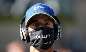 Ricciardo has no regrets about backing anti-racism push