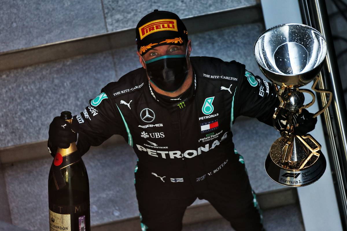 Russian GP: Sunday's action in pictures