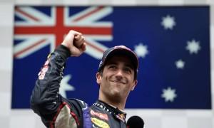 Ricciardo recalls his first F1 podium that never was
