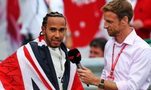 Button: Hamilton 'the cleanest guy' I ever raced against