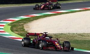 Ferrari 'in a hole' with no magic bullet - Camilleri