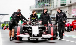 Haas VF-21 fire-up likely delayed by COVID restrictions