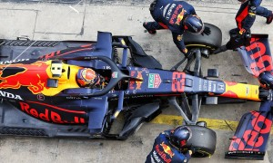 Horner: Pierced radiator deprived Albon of podium chance