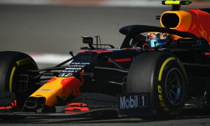 Albon in search of 'more confidence' to hustle RB16