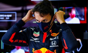 Horner: Albon needs two strong weekends to secure 2021 seat