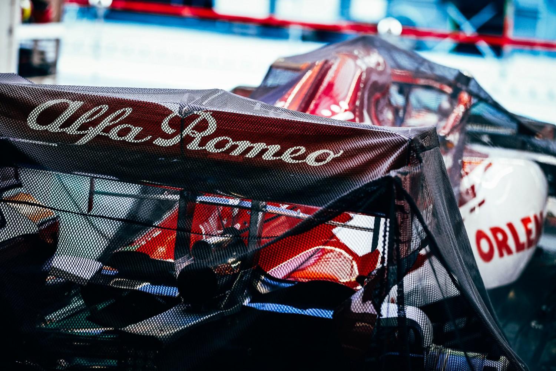 Alfa Romeo and Sauber extend partnership into 2021